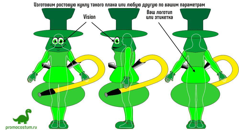 ростовая кукла кальян костюм кальяна
