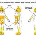 Ростовая кукла майонез, костюм майонеза