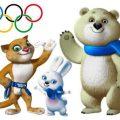 ростовые куклы-талисманы для олимпийских игр